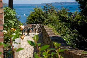 Sea View from Pandora Hotel Gardens